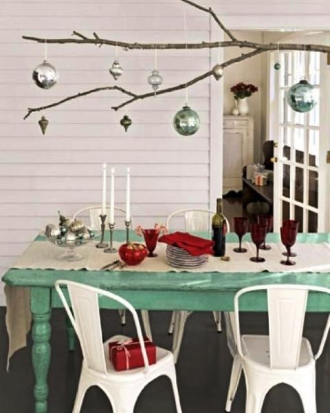 Rustic Crhistmas decor ideas14