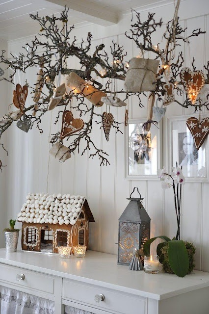Rustic Crhistmas decor ideas6