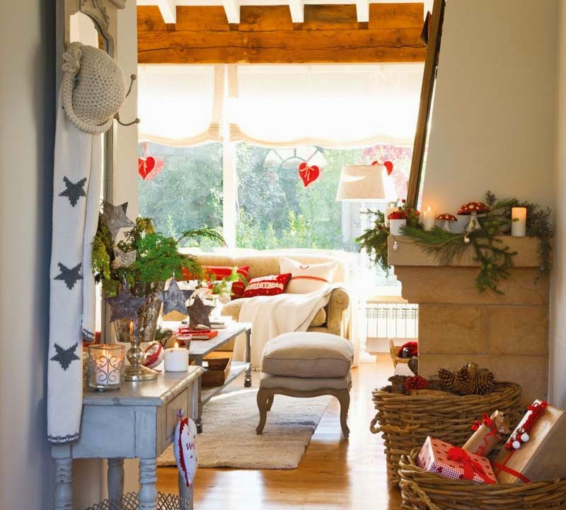 decorate the house for Christmas1