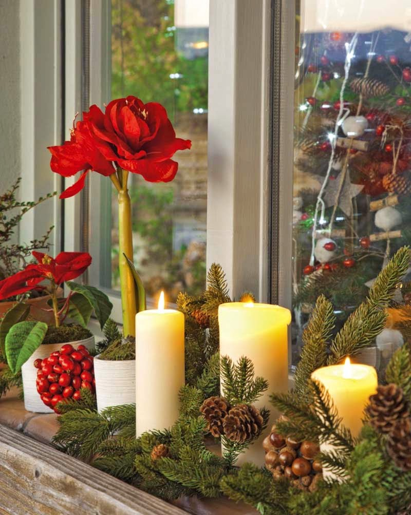 decorate the house for Christmas15