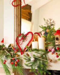 decorate the house for Christmas5