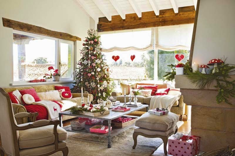 decorate the house for Christmas6