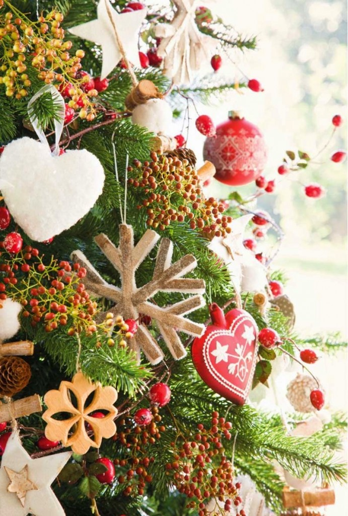 decorate the house for Christmas7