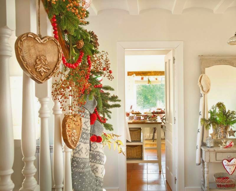 decorate the house for Christmas9