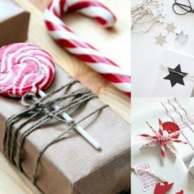 ideas to Wrap your Christmas gifts