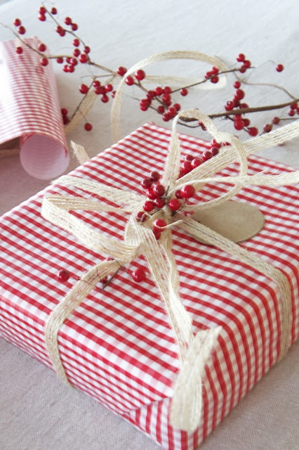 ideas to Wrap your Christmas gifts1