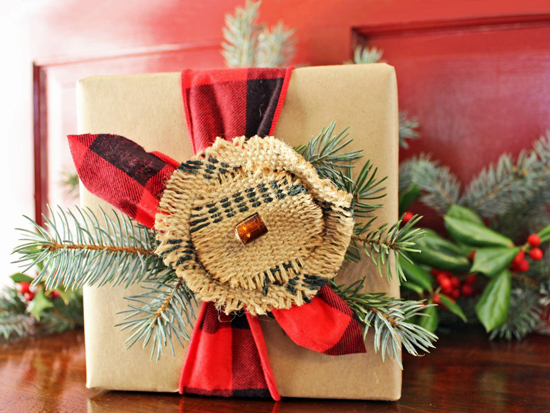 ideas to Wrap your Christmas gifts12