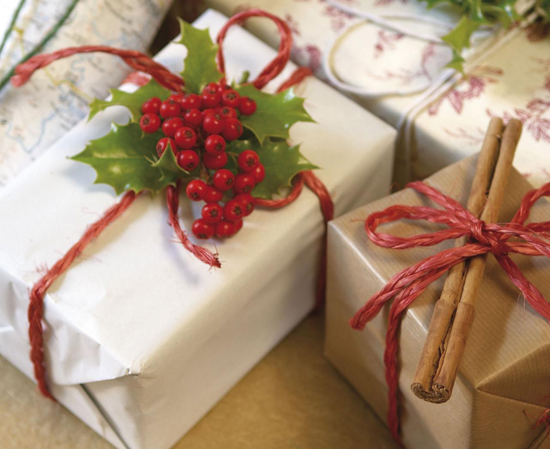 ideas to Wrap your Christmas gifts14