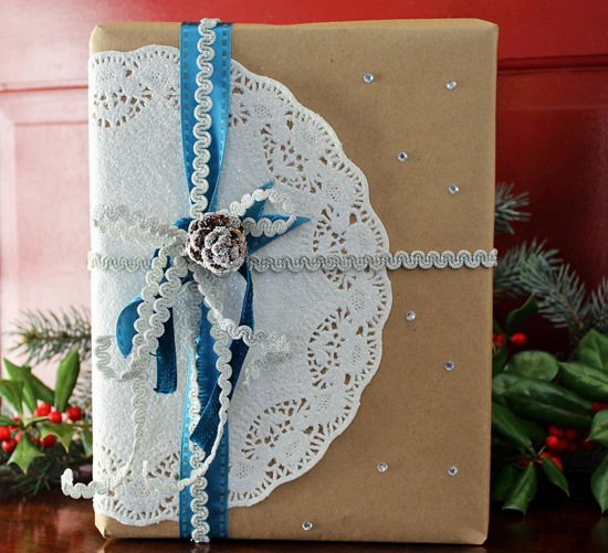 ideas to Wrap your Christmas gifts15
