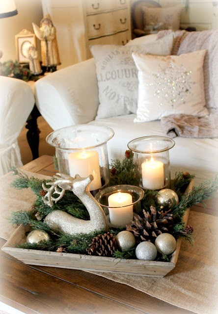 last minute Christmas decor ideas1