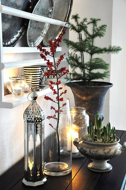 last minute Christmas decor ideas11