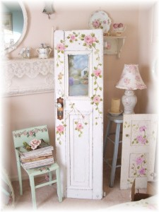 Furniture decoupage ideas11