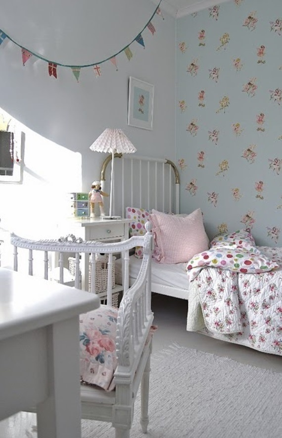 Girly children's rooms ideas1