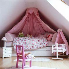 Girly children's rooms ideas10