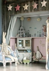 Girly children's rooms ideas2