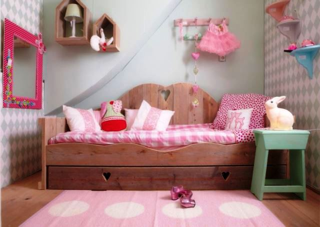Girly children's rooms ideas3