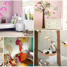 Wall Art ideas for children's rooms