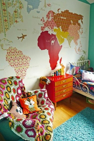 Wall Art ideas for children's rooms1