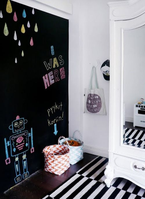 Wall Art ideas for children's rooms11