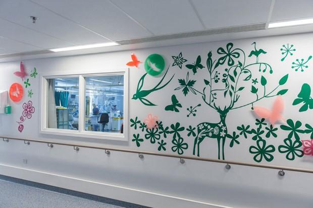 Amazing Children's Hospital conversion10