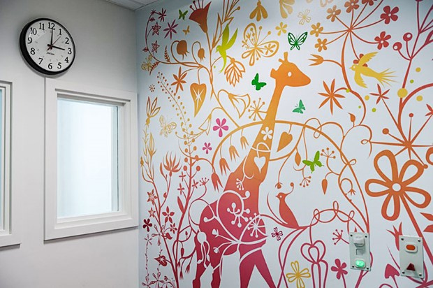 Amazing Children's Hospital conversion11