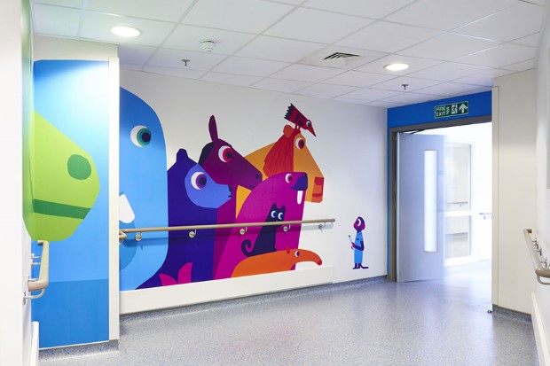 Amazing Children's Hospital conversion5