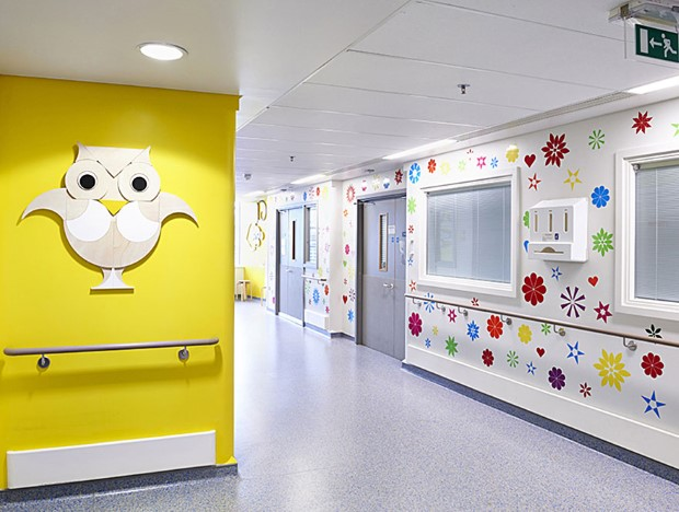 Amazing Children's Hospital conversion7