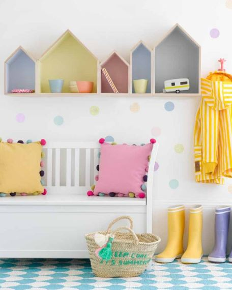 Decorations in pastel shades3
