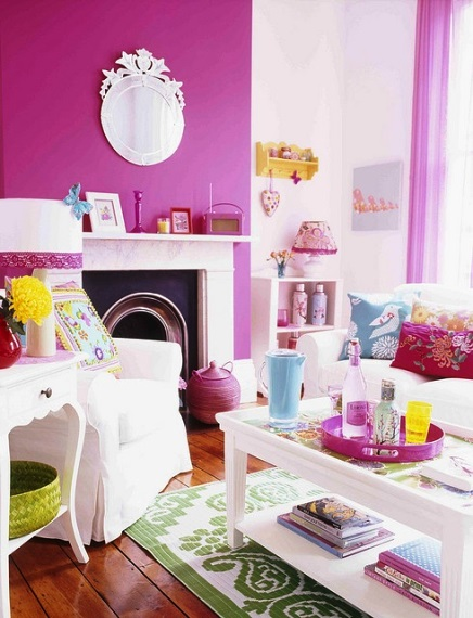 Colorful houses ideas for any decor10
