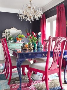Colorful houses ideas for any decor7