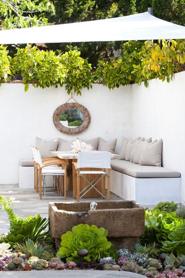 Great Summer landscaping ideas7
