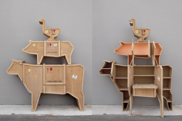 fun and useful furniture by Marama1