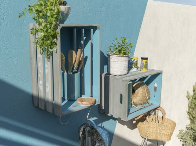 9 great diy ideas to arrange and decorate garden my - Decorer terrasse avec plantes ...