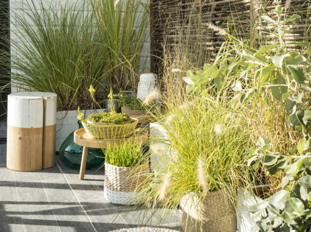 9 great diy ideas to arrange and decorate garden my - Deco style cocooning ...