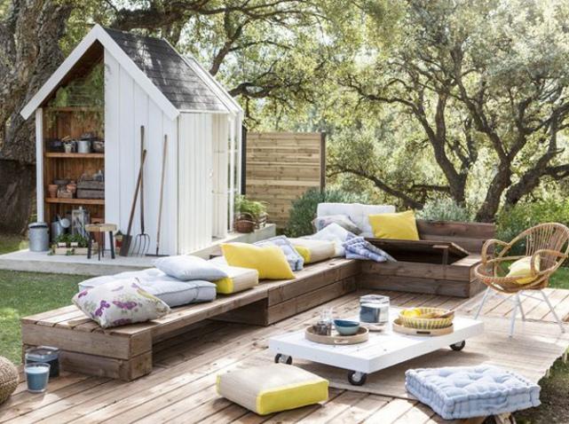 ideas to organize your garden7