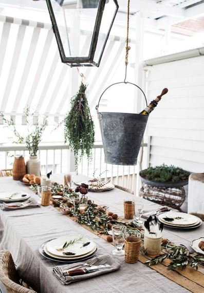 Decor for special summer dinners3