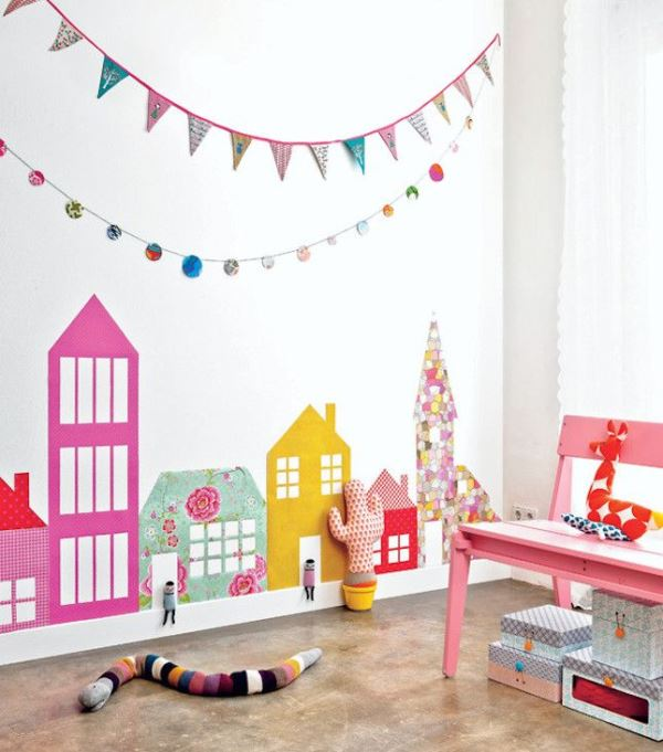 Colorful children's bedrooms10