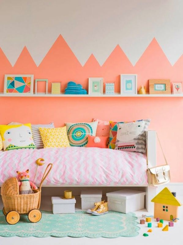 Colorful children's bedrooms11