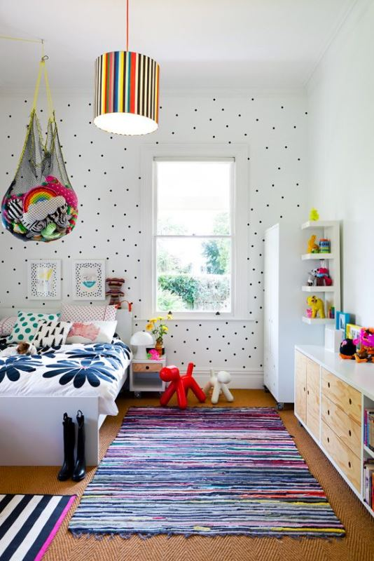Colorful children's bedrooms14