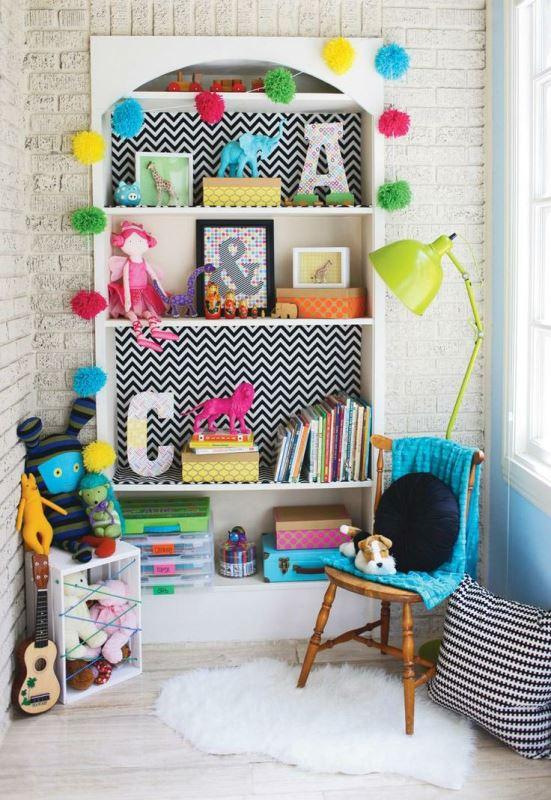 Colorful children's bedrooms15