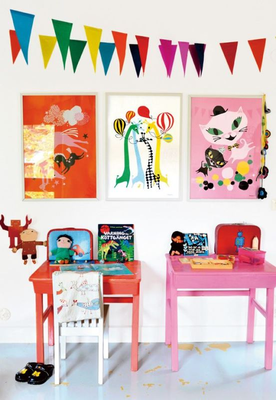 Colorful children's bedrooms17