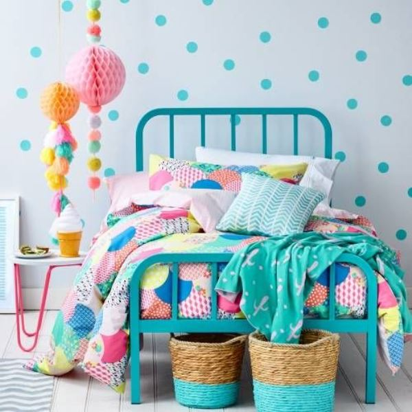 Colorful children's bedrooms18