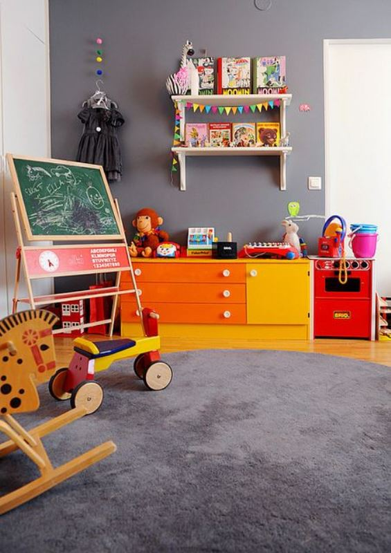 Colorful children's bedrooms3