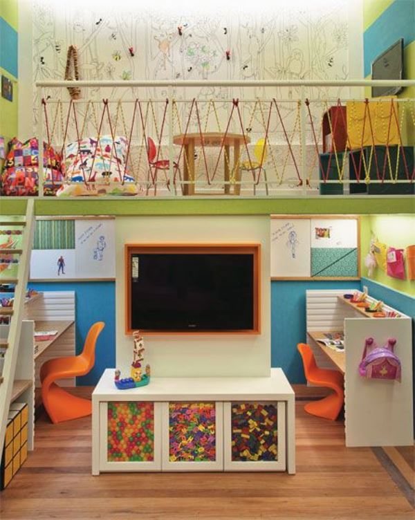 Colorful children's bedrooms4