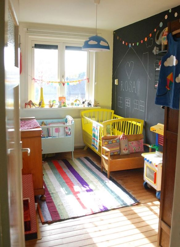 Colorful children's bedrooms7