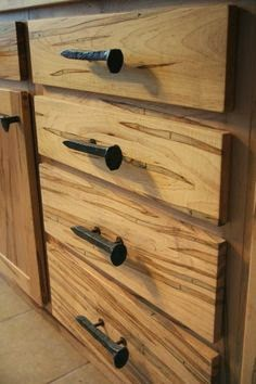 Ideas for knobs - Furniture handles16