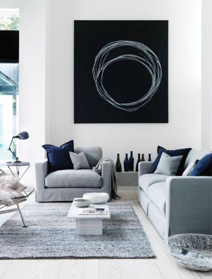 chic decor loves the shades of gray2