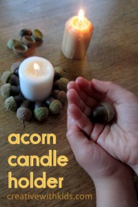 decorative autumn crafts with acorns9