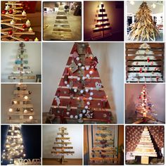 CHRISTMAS IDEAS with PALLETS10
