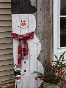 CHRISTMAS IDEAS with PALLETS15